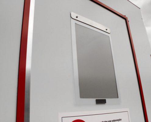 Binkee sluissystemen - Transparant luchtvenster