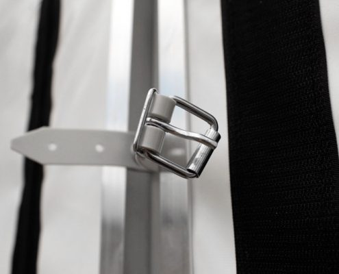 Binkee sluissystemen - Gespsluiting